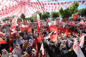 Saadet Partisi Konya Mitingi 2011 8