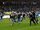 Ankaragücü - Torku Konyaspor maçında olay