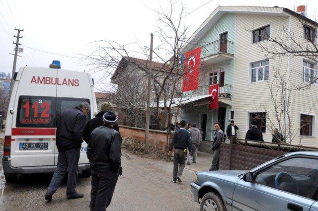 Trafik kazasında Konyalı polis şehit oldu 3