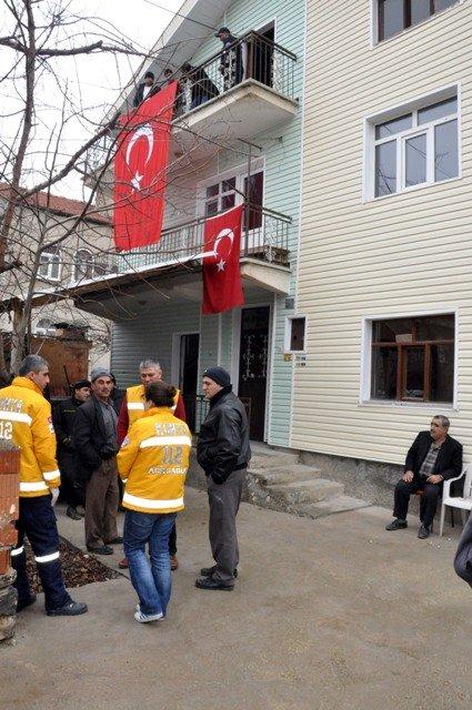 Trafik kazasında Konyalı polis şehit oldu 4