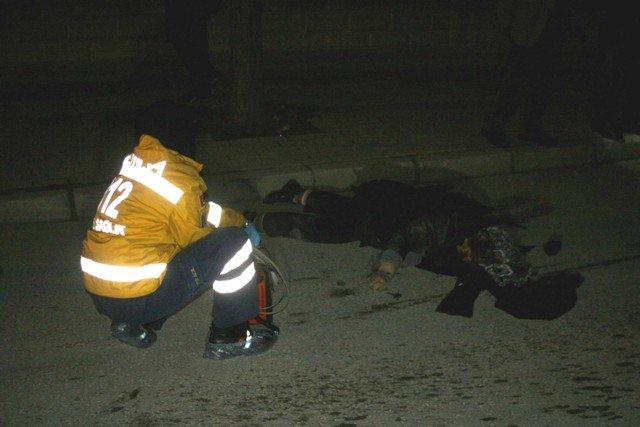 Konyada trafik kazası: 1 ölü, 1 yaralı 2