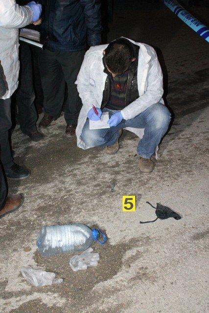 Konyada trafik kazası: 1 ölü, 1 yaralı 6