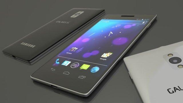 Galaxy S4ün görüntüsü sızdırıldı! 2