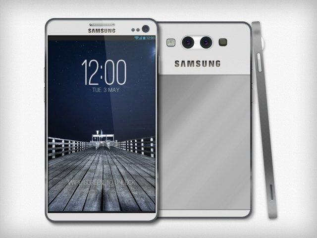 Galaxy S4ün görüntüsü sızdırıldı! 3
