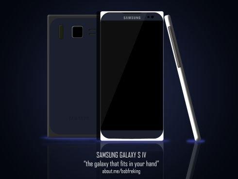 Galaxy S4ün görüntüsü sızdırıldı! 4