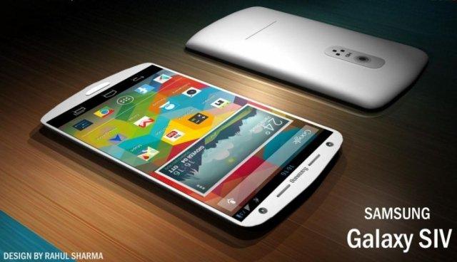Galaxy S4ün görüntüsü sızdırıldı! 6