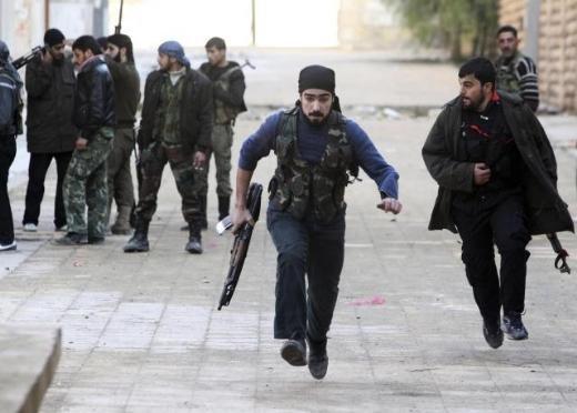 Halepten tüyler ürperten çatışma görüntüleri 10