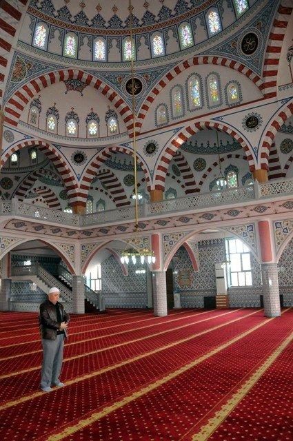 Mimar Sinana özendi, onun tarzında 262 cami yaptı 2