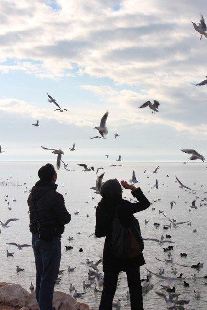 Beyşehir Gölünden kartpostallık görüntüler 1