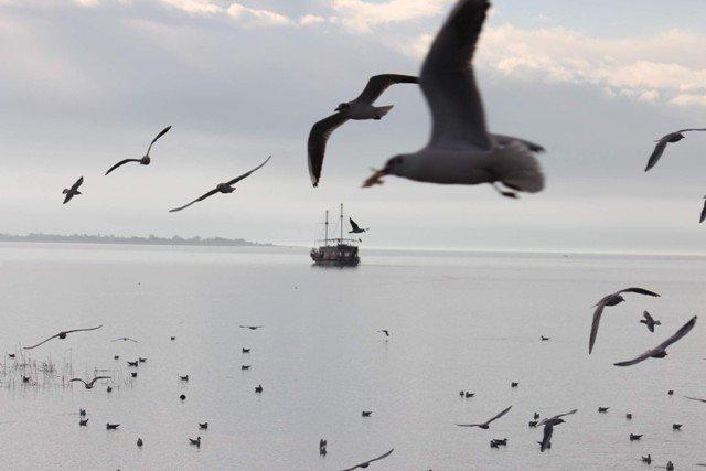 Beyşehir Gölünden kartpostallık görüntüler 8