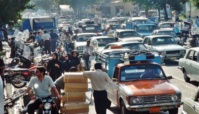 Ambargoyla gelişen İran 3