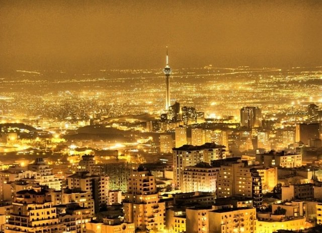 Ambargoyla gelişen İran 4