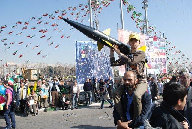 Ambargoyla gelişen İran 5