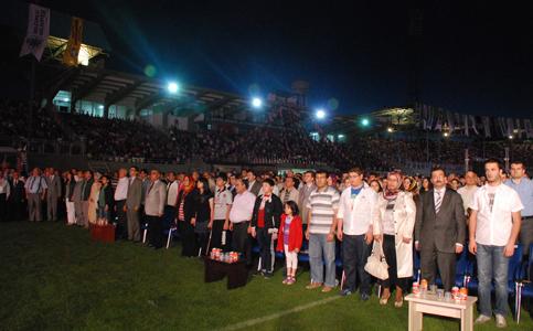 9. Türkçe Olimpiyatları Konya 2