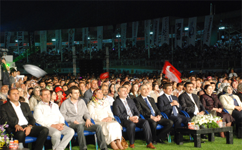 9. Türkçe Olimpiyatları Konya 5