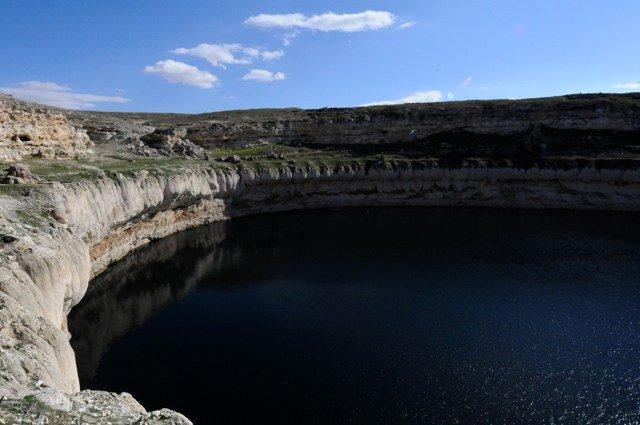 Obruk Hanı ve Gölü turizme kazandırılıyor 7