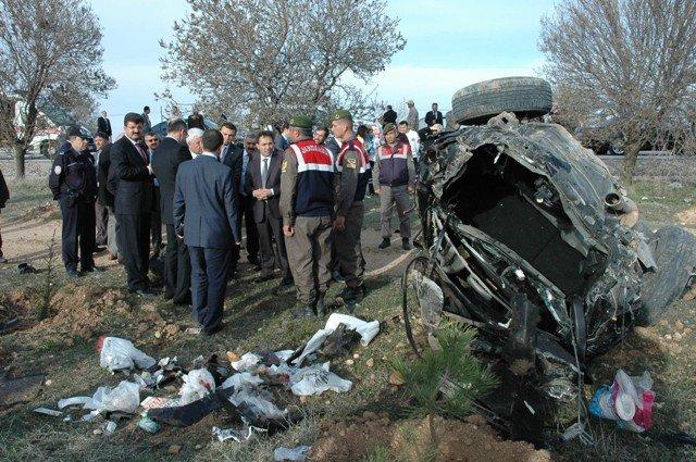 Kazımkarabekir Belediye Başkanı hayatını kaybetti 1