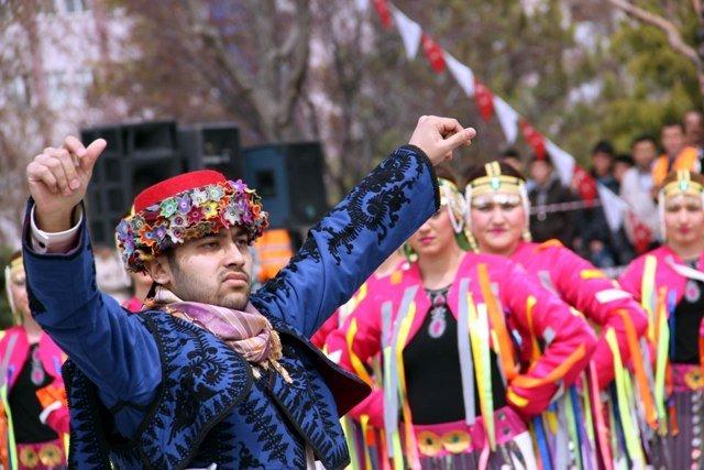 Konyada nevruz kutlaması 1
