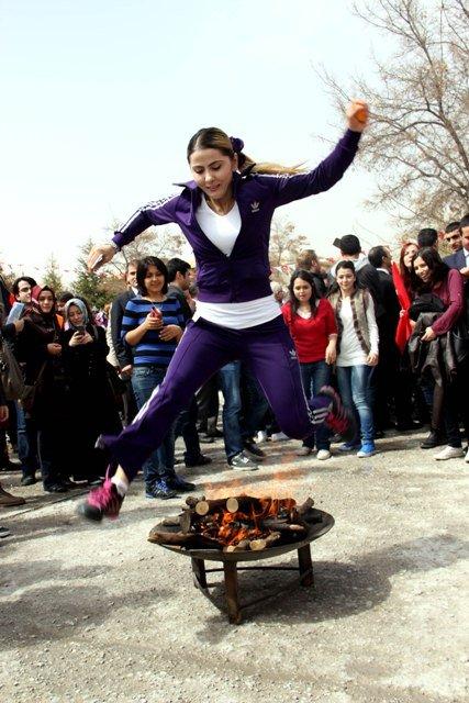 Konyada nevruz kutlaması 6