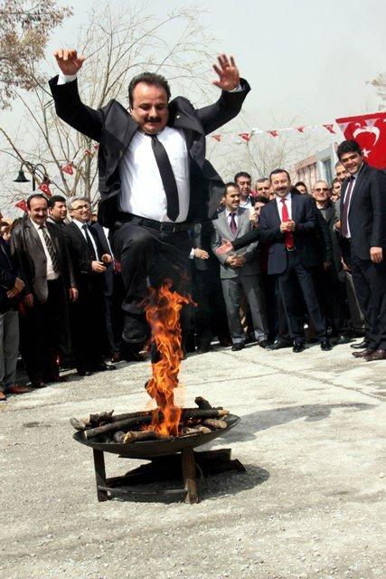 Konyada nevruz kutlaması 7