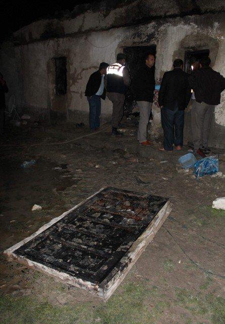 Konyada patlama: 4 ölü 10