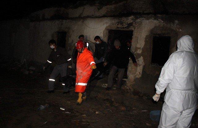 Konyada patlama: 4 ölü 11
