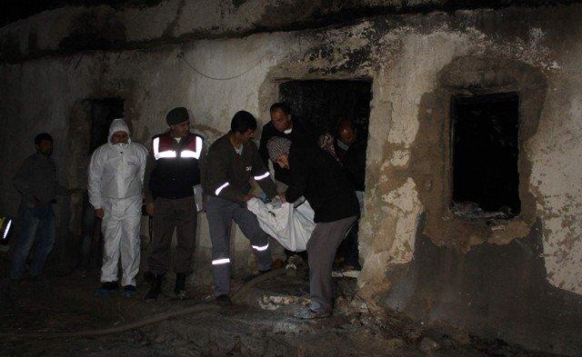 Konyada patlama: 4 ölü 12