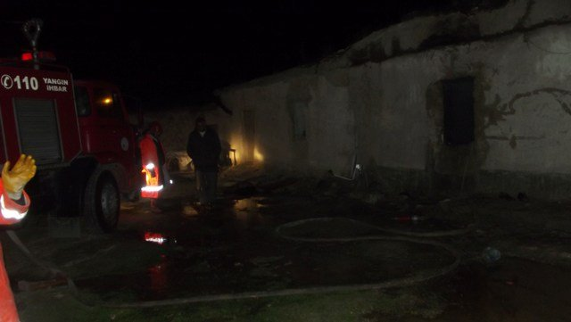 Konyada patlama: 4 ölü 16