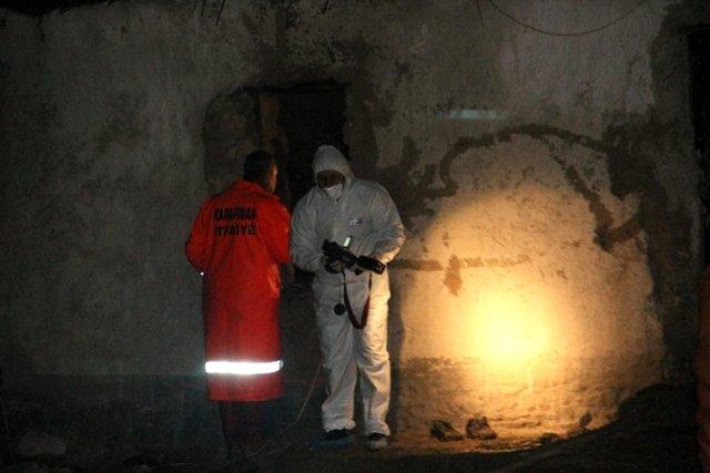 Konyada patlama: 4 ölü 2