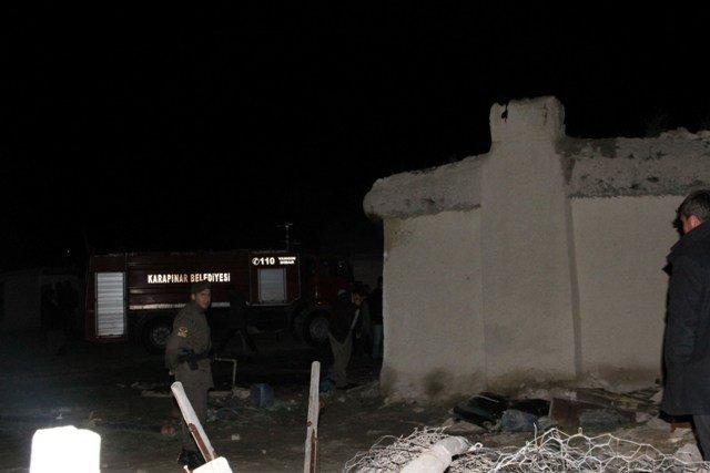 Konyada patlama: 4 ölü 6