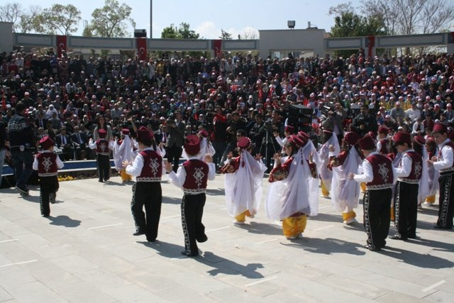 Konyada 23 Nisan etkinlikleri 12