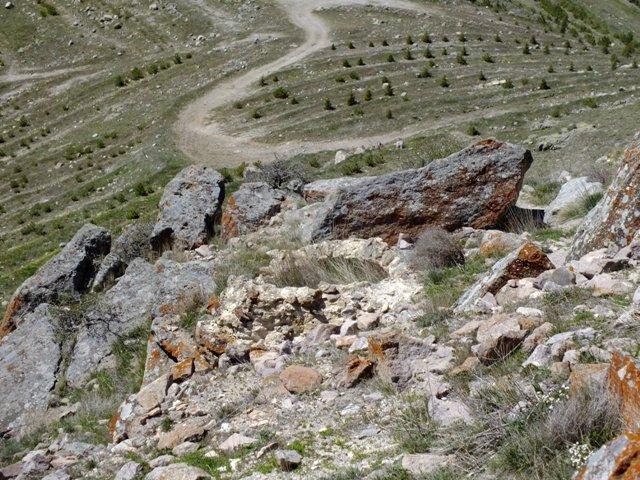 5 bin yıllık surlar keşfedilmeyi bekliyor 3