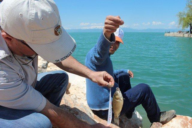 Beyşehir Gölünde balık tutmak yetmiyor! 4
