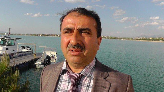 Beyşehir Gölünde balık tutmak yetmiyor! 5