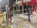 Reyhanlıda bomba yüklü araçla saldırı