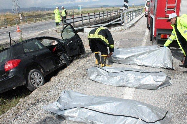 Konyada feci kaza: 4 ölü 3