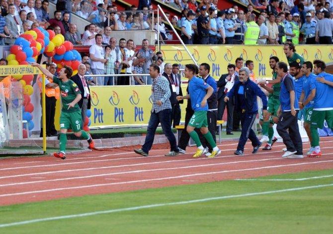 Konyaspor Süper Ligde 10