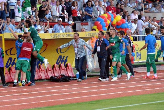 Konyaspor Süper Ligde 11