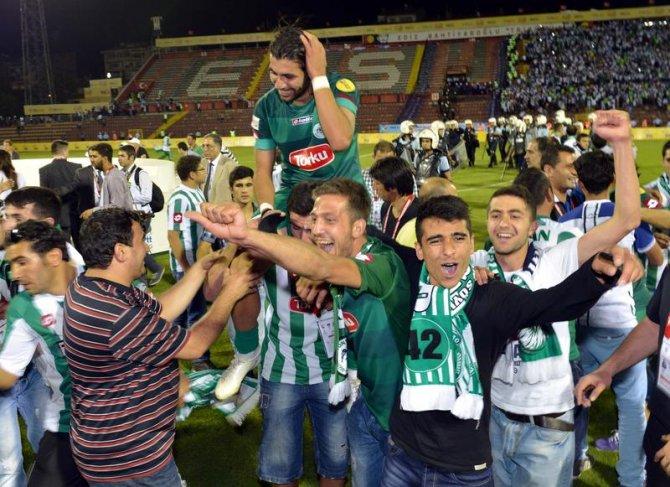 Konyaspor Süper Ligde 13