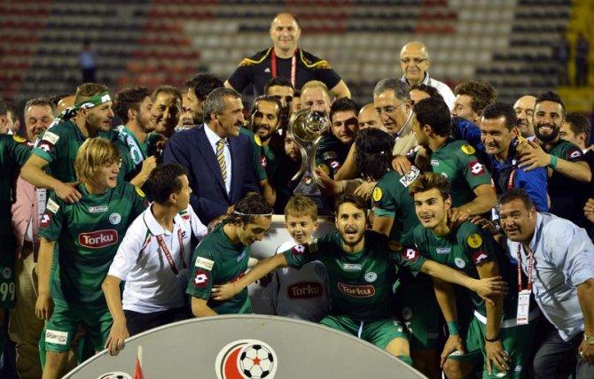Konyaspor Süper Ligde 15