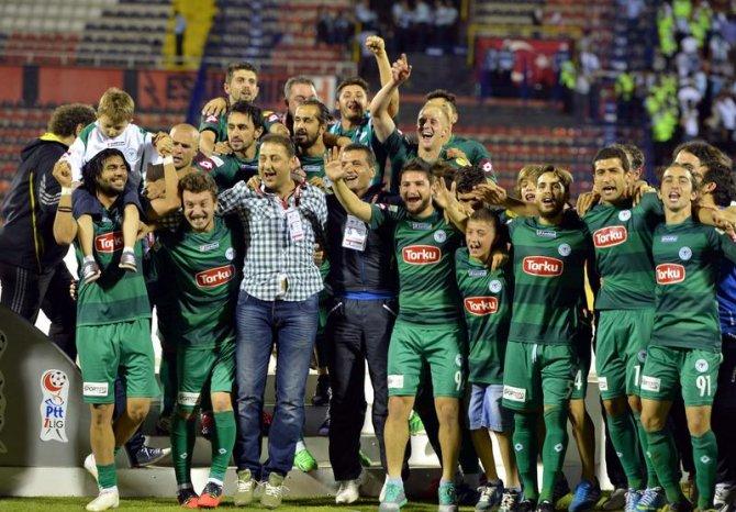 Konyaspor Süper Ligde 16