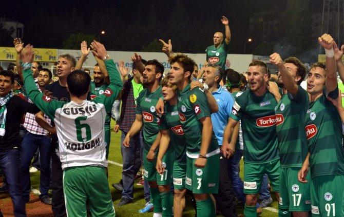 Konyaspor Süper Ligde 17