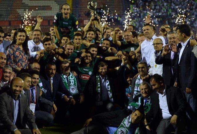 Konyaspor Süper Ligde 22