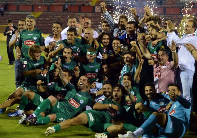Konyaspor Süper Ligde 23