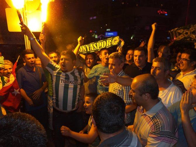 Konyaspor Süper Ligde 31