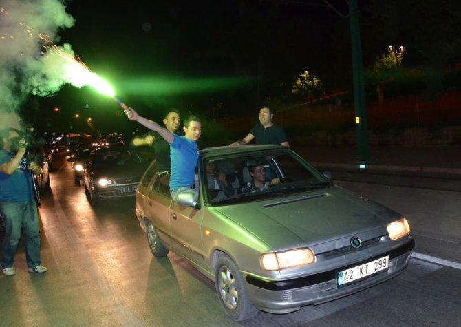 Konyaspor Süper Ligde 33