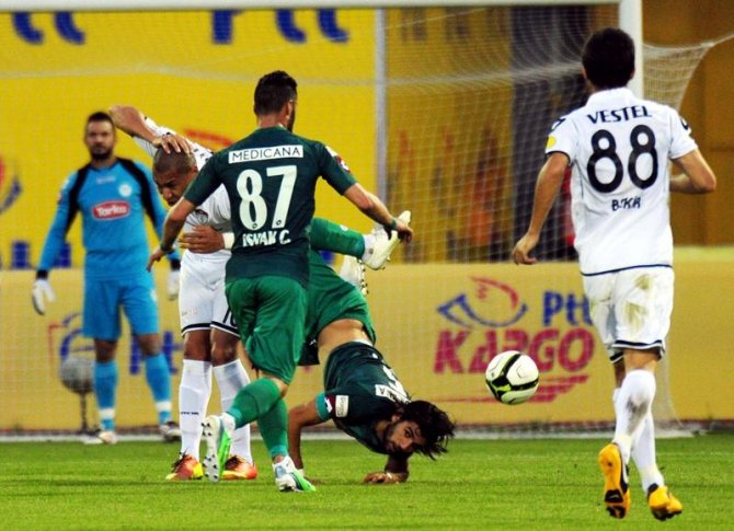 Konyaspor Süper Ligde 4
