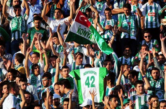 Konyaspor Süper Ligde 5