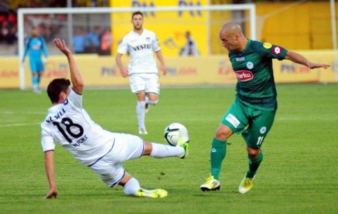 Konyaspor Süper Ligde 6