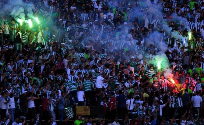 Konyaspor Süper Ligde 7